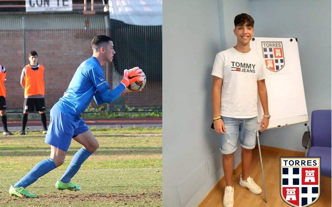 Due giovani portieri locali per il futuro della Torres