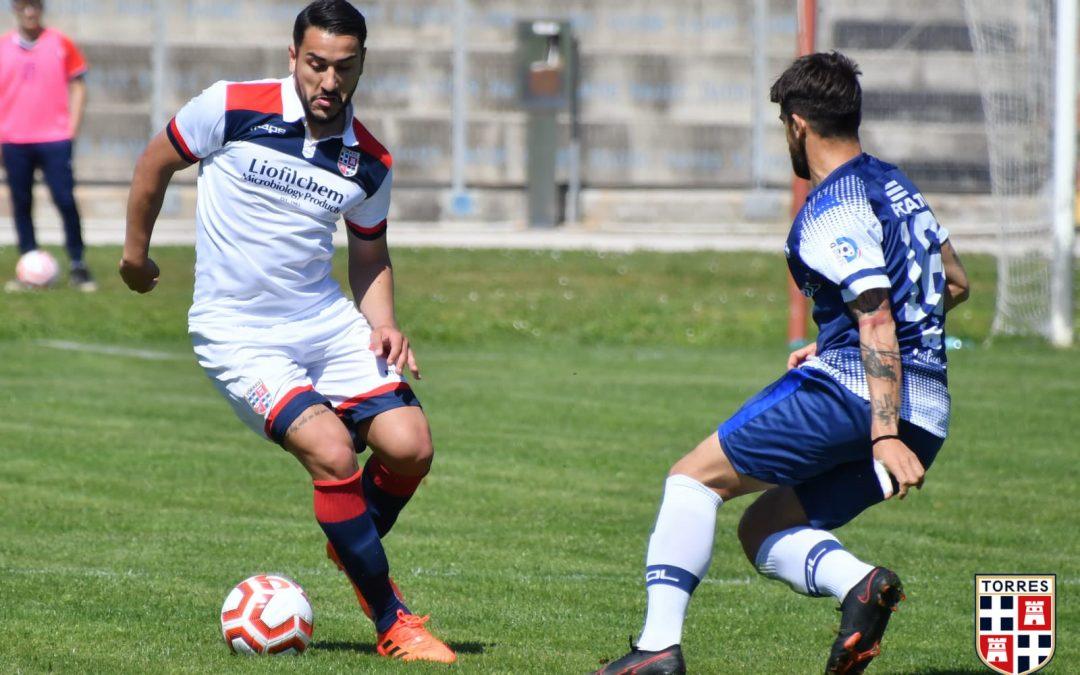Torres – Insieme Formia 1-1 | 24^ giornata di serieD