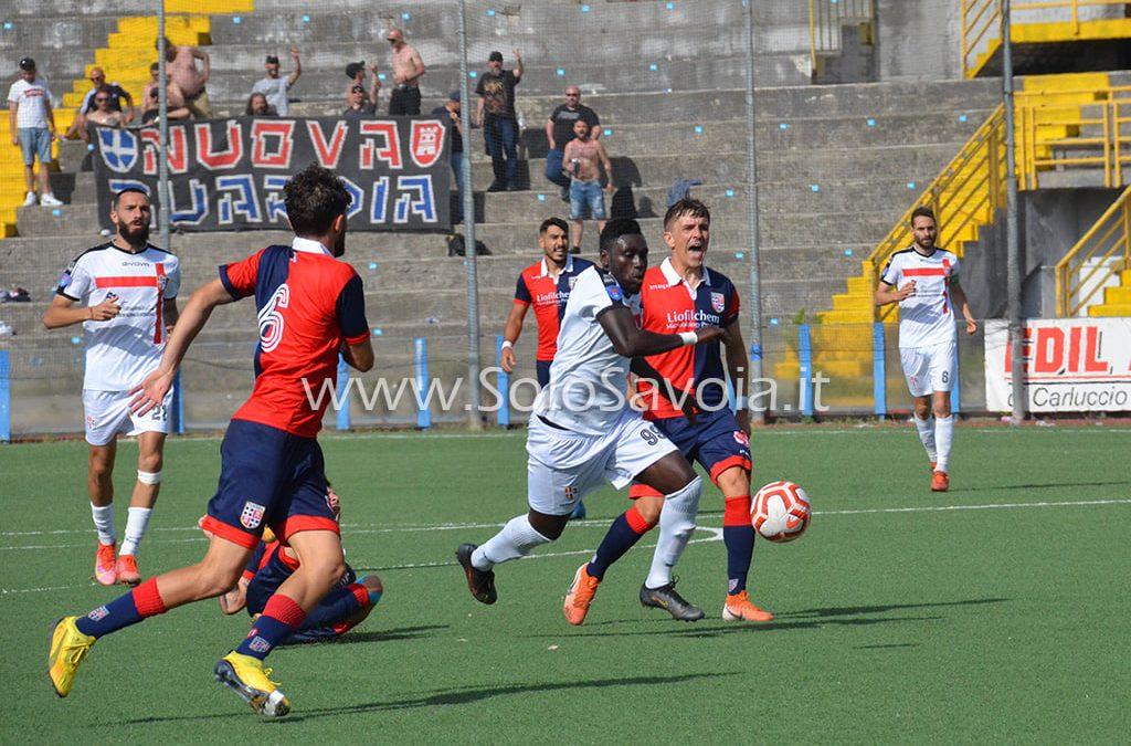 Savoia – Torres 1-1   32^ giornata serie D