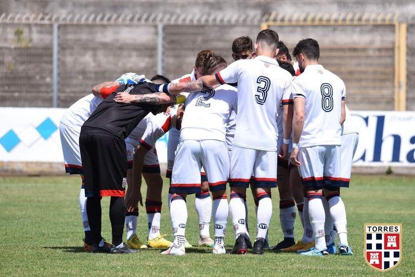 Savoia – Torres   32^ giornata serie D