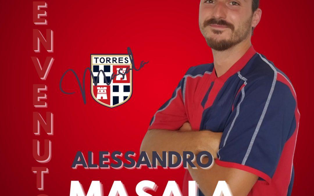 Il ritorno di Alessandro Masala e la novità Anoir Sadik